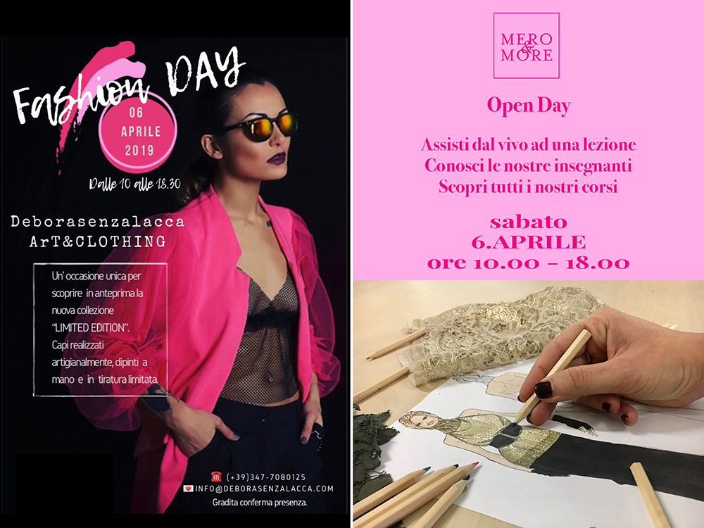 Open Day 6 aprile